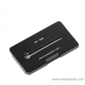 Sunwayfoto Universal Qr Plate 50x80mm DP-508