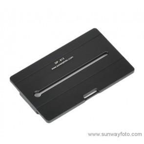 Sunwayfoto Universal Qr Plate 80x130mm DP-813