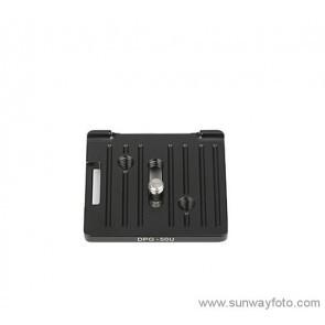 Sunwayfoto Universal Qr Plate 50mm DPG-50U