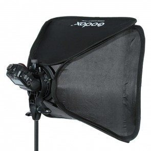 Godox Easy Foldable Softbox 80x80 incl. bracket voor Bowens en grid