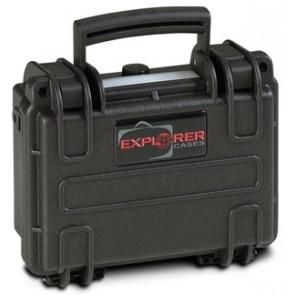 Explorer Cases 1908 koffer zwart met foam 216x180x102
