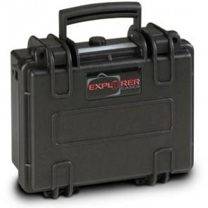 Explorer Cases 2209 koffer zwart met foam 246x215x112