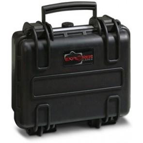 Explorer Cases 2712 koffer zwart met foam 305x270x144