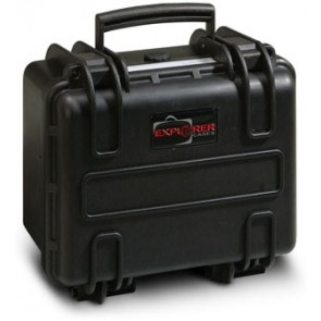 Explorer Cases 2717 koffer zwart met foam 305x270x194
