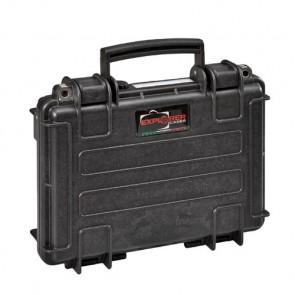Explorer Cases 3005 koffer zwart met foam 326x269x75