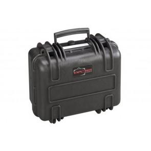 Explorer Cases 3818 koffer zwart met foam 410x340x205