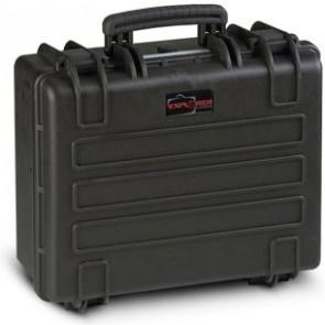 Explorer Cases 4419 koffer zwart met foam 474x415x214