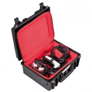 Explorer Cases 4419 koffer zwart drone uitvoering 474x415x214