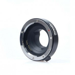 Micro Fourthrids M4/3 AF Adapter voor Canon EF / EF-S Lenzen