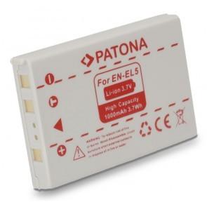 Patona Accu Nikon EN-EL5 Compatible