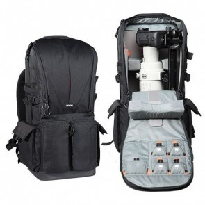 Benro Falcon 400 Long Lens Bag Zwart