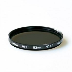 Hoya Nd4 Hmc Neutral Density Filter 58mm