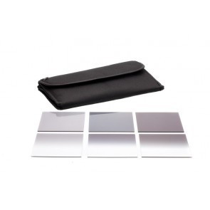 Cokin P Compatible Filterset XL 3x Gradueel Filter 3x ND Filter