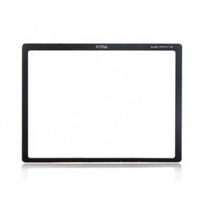 Gehard Glas LCD Bescherming Voor Pentax K-01