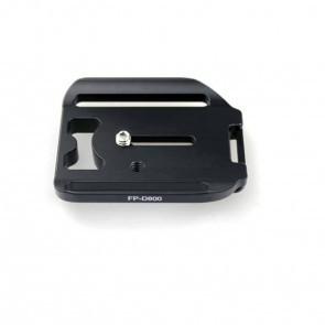 Fittest Photo statief snelkoppelingsplaat voor de Nikon D800 grip