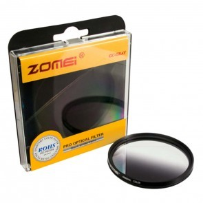 Zomei draaibaar grijsverloopfilter WIDE Pro 77mm