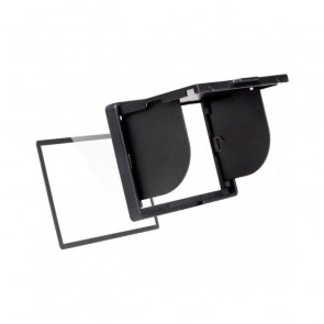 GGS Larmor LCD bescherming 5e generatie voor Nikon D7100 /  D7200