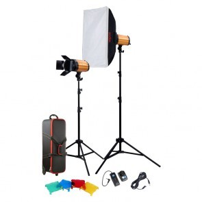 Godox Studio Smart Kit 250 Sdi D Met 2x 250 W S Lamp