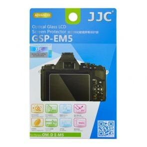 JJC GSP-EM5 glas LCD bescherming Olympus EM-1, EM-5 Mark II etc.