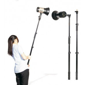 Portable lamp statief, boompole - PRO Kwaliteit