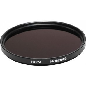 Hoya ND500 Pro neutral density filter 62mm 9 Stops