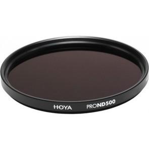 Hoya ND500 Pro neutral density filter 82mm 9 Stops