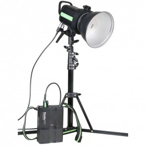 Phottix Indra 500 TTL Studio Light incl. battery pack