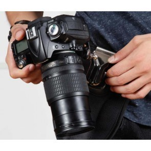 Kabote Camera Holster systeem voor 1 camera