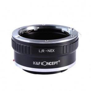 K&F Leica R adapter voor Sony E-mount (Nex) camera