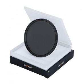 K&F variabel ND SLIM filter ND2-ND400 58mm