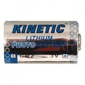 Kinetic CR2 Lithium 3v Batterij
