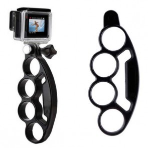 GoPro handgreep (knuckles) - zwart
