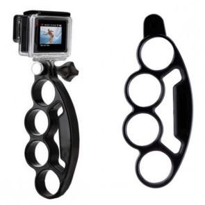 GoPro handgreep (knuckles) - zwart