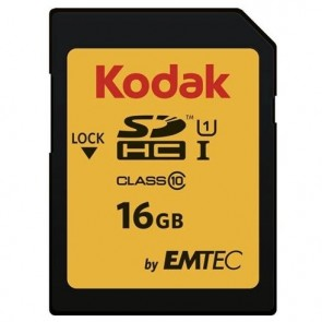 Kodak SDHC 16GB Class 10 UHS-1 U1