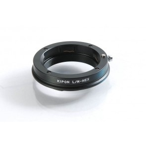 Leica M Adapter voor Sony E-Mount (NEX) Camera's (Kipon)