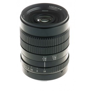 Laowa V DX 60mm F/2.8 Ultra Macro Lens Voor Canon