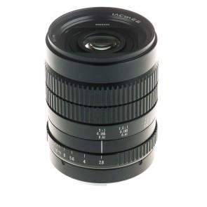 Laowa V DX 60mm F/2.8 Ultra Macro Lens Voor Nikon