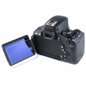 Gehard Glazen Screen LCD Bescherming met Statische Hechting Canon