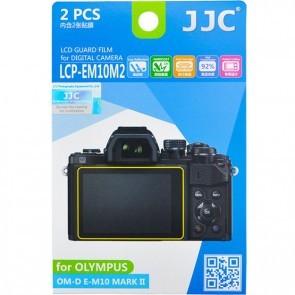 JJC LCP-EM10M2 LCD bescherming Olympus EM-10 Mark II