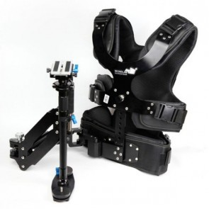 Wondlan Le302 Single Arm Steadycam Vest Mag02 Stabilizer