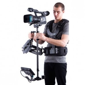 Wondlan Le304 Leopard Iii Magic Arm Vest En Stabilizer Carbon