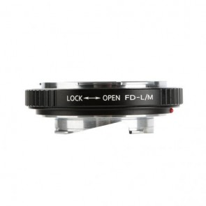 Leica M adapter voor Canon FD Lenzen  (K&F)