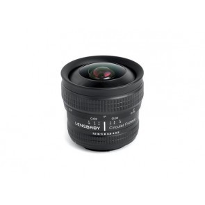 Lensbaby Circular Fisheye Lens Voor Nikon