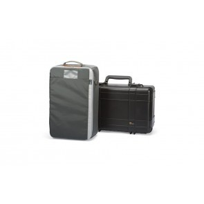 Lowepro Hardside 400 Photo Case Zwart