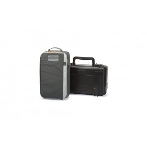 Lowepro Hardside 300 Photo Case Zwart
