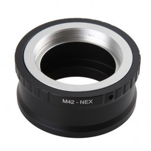 M42 Adapter voor Sony E-Mount (NEX) Camera