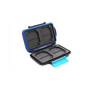 Universele cardsafe / transportbox MCC-2 - 8x SD