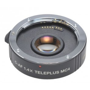 Kenko Converter DGX MC4 1.4x Canon Af