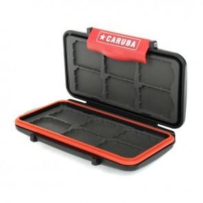 Universele cardsafe / transportbox MCC-4 - 12x CF