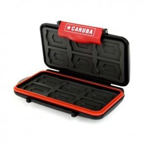 Universele cardsafe / transportbox MCC-5 - 12x SD + 12x Micro SD